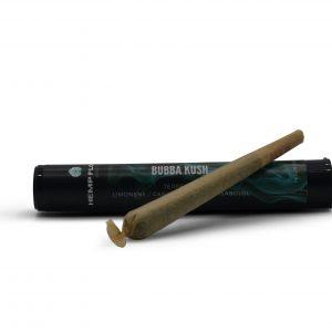 top Bubba Kush Pre Roll